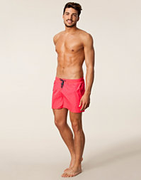 Sideslit Shorts Light