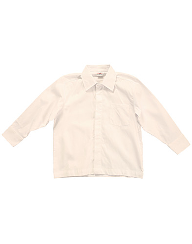 SKJORTER - JOCKO / WHITE SHIRT - NELLY.COM