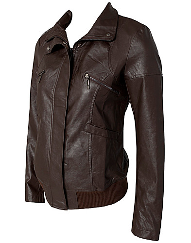 JACKETS AND COATS - MOM2MOM / LEATHERJACKET CORE - NELLY.COM