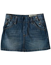 ELVIRA DENIM SKIRT