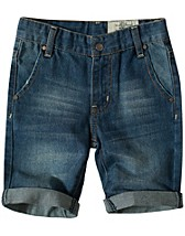 ALBIN DENIM SHORTS