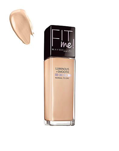 MAKEUP - MAYBELLINE / FIT ME FOUNDATION - NELLY.COM