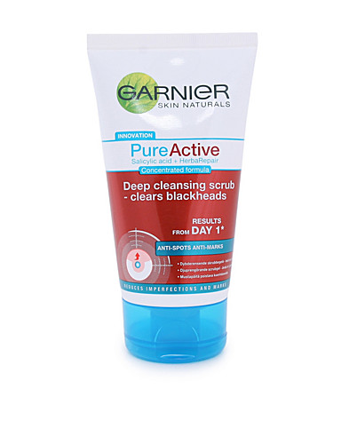 FACIAL CARE - GARNIER / PURE ACTIVE SCRUB - NELLY.COM