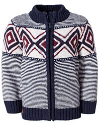 Name It - Lucas LS Knit Cardigan