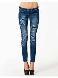 Fornarina Pin Up Skinny Stretch Denim Pant