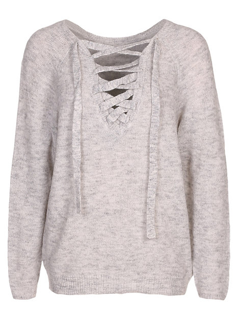 VICANT STRING KNIT TOP/1