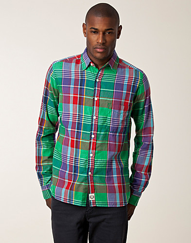SKJORTER - HOUSE OF COMMONS / WILLIAM SHIRT - NELLY.COM