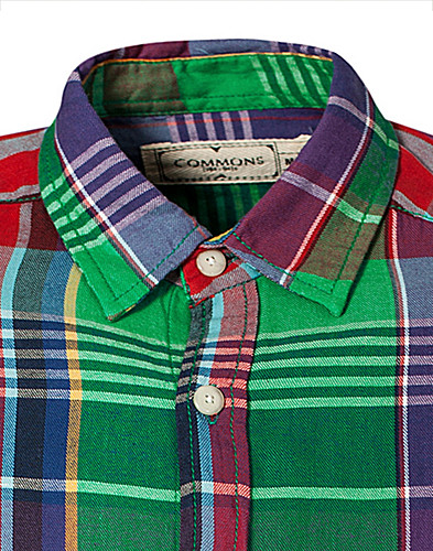 SHIRTS (MEN) - HOUSE OF COMMONS / WILLIAM SHIRT - NELLY.COM