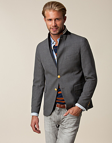 SUIT JACKETS & BLAZERS - GANT RUGGER / THE HOPSACK - NELLY.COM