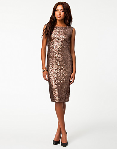 PARTY DRESSES - ZETTERBERG / GLITTER DRESS - NELLY.COM