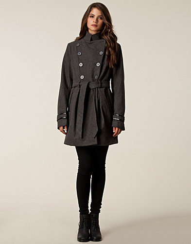 JACKETS AND COATS - S'NOB DE NOBLESSE / RACHEL COAT - NELLY.COM