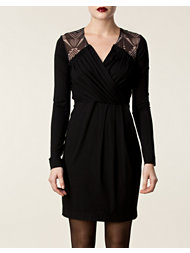 Matthew Williamson Drape Bust Dress