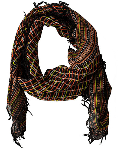 ACCESSORIES MISCELLANEOUS - MATTHEW WILLIAMSON / PRINT SCARF - NELLY.COM