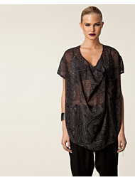 Fifth Avenue Shoe Repair Grafic Chiffon Tee