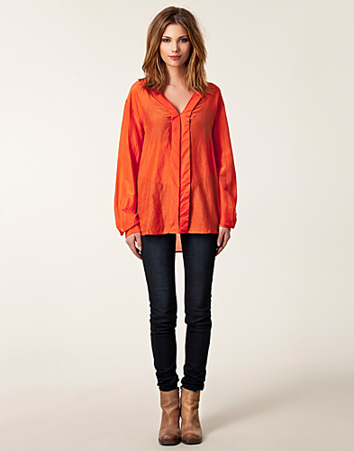 BLOUSES & SHIRTS - BOSS ORANGE / ESSAOUE BLOUSE - NELLY.COM