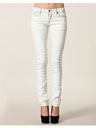 Nudie Jeans Tight Long John Bleach White