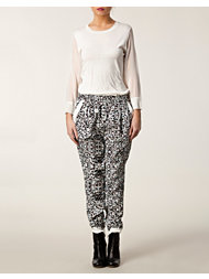 Schumacher Lace Pants Print
