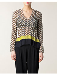 Schumacher Pattern Perfect Blouse