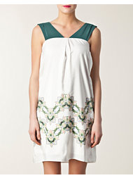 Schumacher Graphic Lily Dress