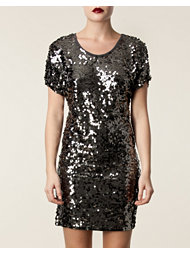 Michael Michael Kors Petal Sequin Dress