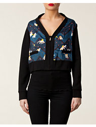 Sonia by Sonia Rykiel Flower Printed Cardigan