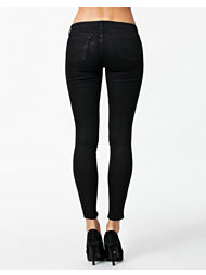 J Brand Low Rise Coated Stealth Legging
