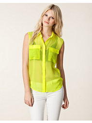 American Retro Marthy Sleeveless Shirt