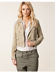 Ballantyne Anna Leather Jacket