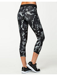 Tights, Nike Relay Print Crop, Nike - NELLY.COM