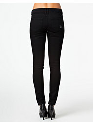 D Brand Slim Fit Black Jeans