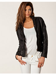 Whyred Celia Leather Jacket