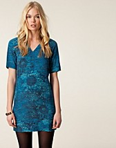STINE FLOWER ETCHING DRESS