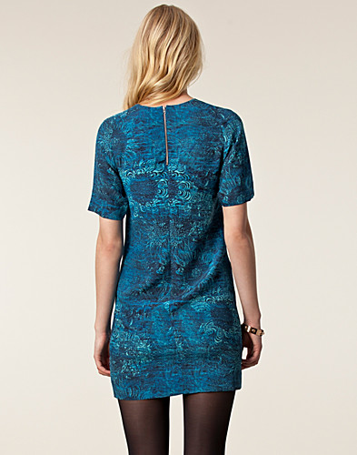 DRESSES - WHYRED / STINE FLOWER ETCHING DRESS - NELLY.COM
