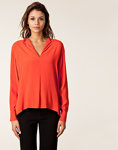 TOPPAR - WHYRED / CORINNE TINTED RAY TOP - NELLY.COM