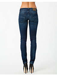 Nudie Jeans Tight Long John Organic Blue Dot