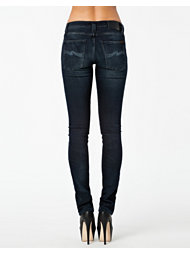 Nudie Jeans Tube Tom Organic Black Carbon