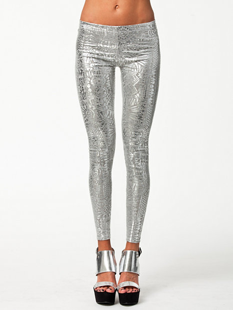 Find silver leggings for women at ShopStyle. Shop the latest collection of silver leggings for women from the most popular stores - all in one place.