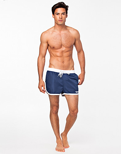 BADEBUKSER - FRANK DANDY / SAINT PAUL SWIM SHORTS - NELLY.COM