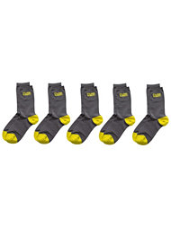 Frank Dandy Bamboo 5-pack Socks Block