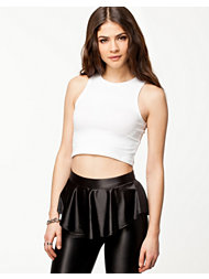 Estradeur Razor Cropped Top