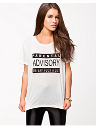 Estradeur Parental Advisory Tee