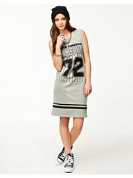 Estradeur Printed Jersey Dress