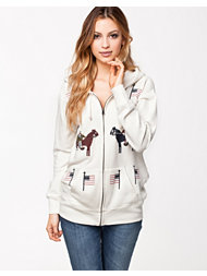 Denim & Supply Ralph Lauren Zip Up Hoodie