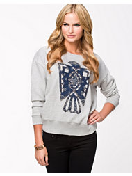 Denim & Supply Ralph Lauren Applique Sweatshirt
