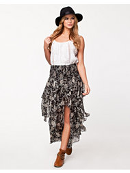 Denim & Supply Ralph Lauren Rock & Roll Maxi Skirt