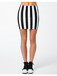 Estradeur Graphic Skirt