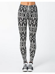 Estradeur Graphic Aztec Leggings