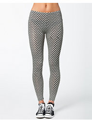 Estradeur Graphic Zigzag Leggings