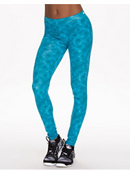 Pure Lime Fitness Ankle Tights