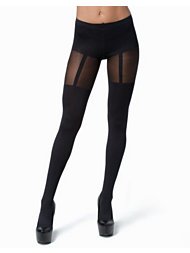 Pretty Polly Fashion Suspender Tights